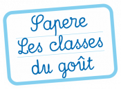 Logo Sapere - Les classes du goût