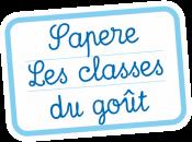Logo Sapere - Les classes du goût