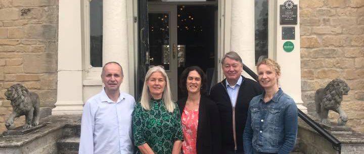 Jason O'Rourke, Stina Algoston, Caroline Reverdy, Einar Risvik, Bee Wilson