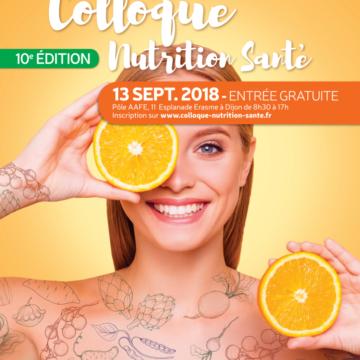 Colloque Nutrition Santé 2018