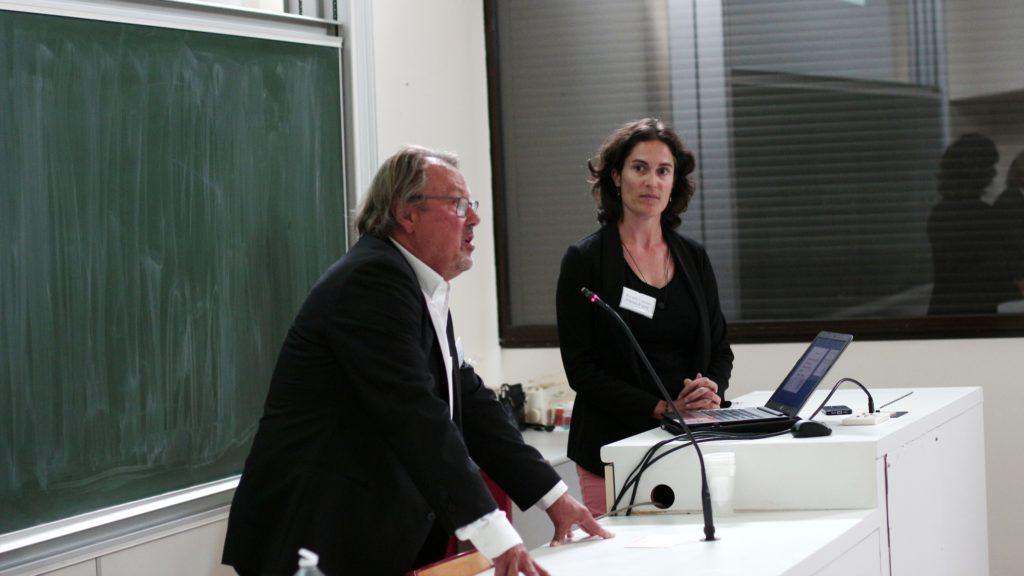Jean-Luc Lalevée et Caroline Reverdy, de SAPERE Les Classes du Goût