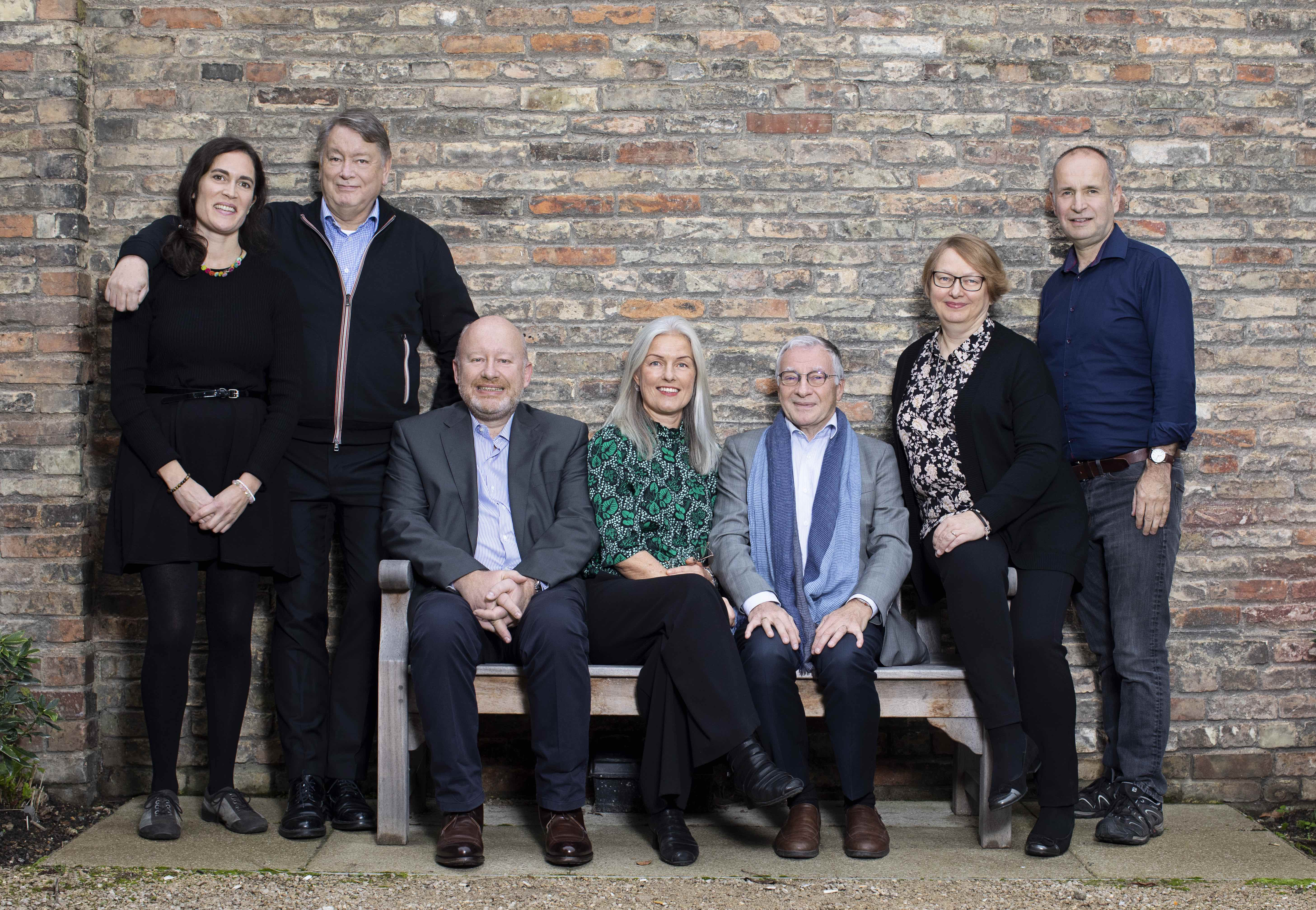 Caroline Reverdy, Einar Risvik, Didier Kariger, Stina Algoston, Jacques Leignel, Arja Lyytikäinen, Jason O'Rourke