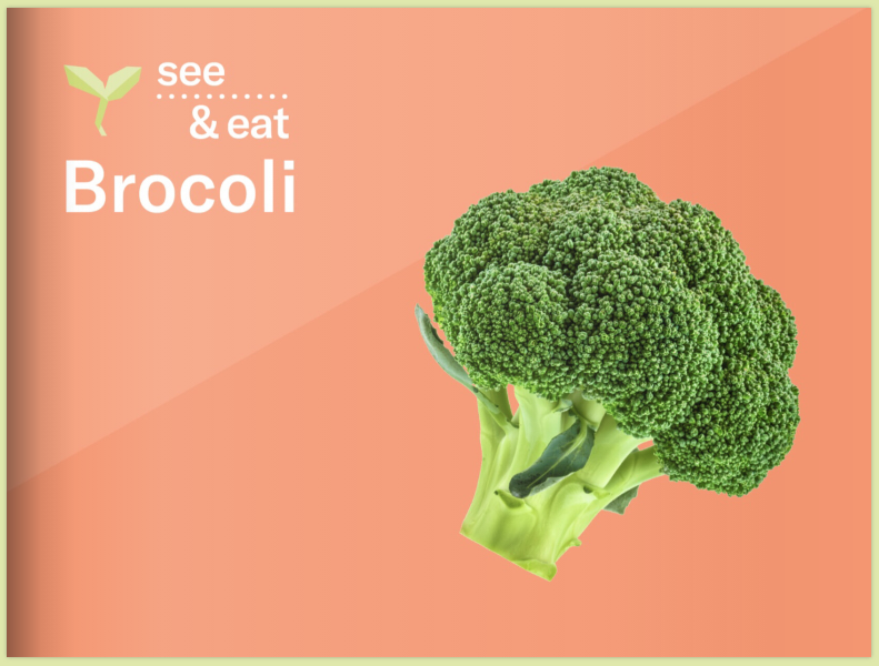 See & Eat eBooks and activities to help your little ones know and love their vegetables!